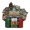 3D Rome Wooden Magnet