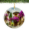 Provence France Christmas Ornament