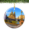 St. Petersburg Russia Christmas Ornament