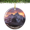 Mount Everest Christmas Ornament