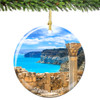 Cyprus Christmas Ornament