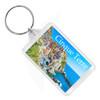 Cinque Terre Italy Keychain