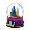 Chicago Snow Globe