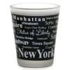 NYC Shot Glass