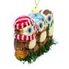 Owl Family Christmas Ornament