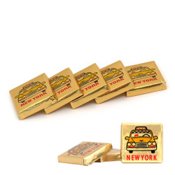 NYC Taxi Chocolate Squares