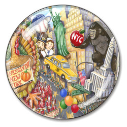 Macy's Thanksgiving Day Parade Paperweight