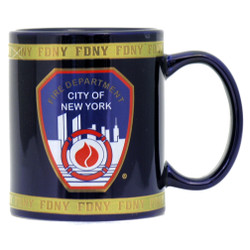 Fire Department of New York FDNY Mug