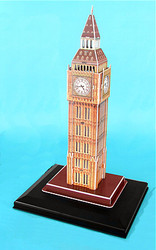 Big Ben Light-Up 3D Puzzle