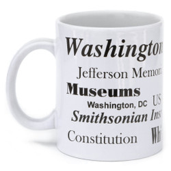 Washington DC Mug