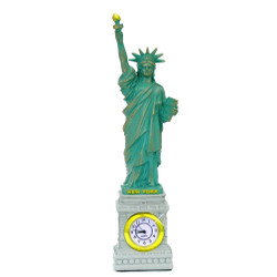 Statue of Liberty Clock