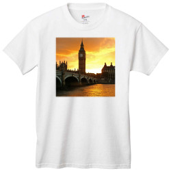London's Big Ben T-Shirt