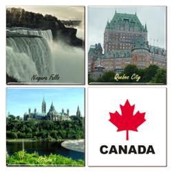 Canada Coaster