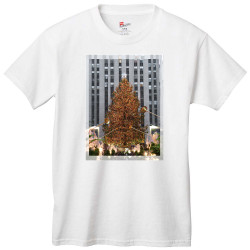 Rockefeller Center Christmas Tree Youth T-Shirt