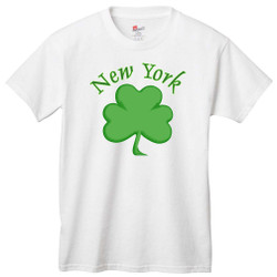 Irish New York T-Shirt