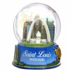 Missouri St. Louis Snow Globe