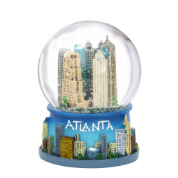 Atlanta Snow Globe Georgia