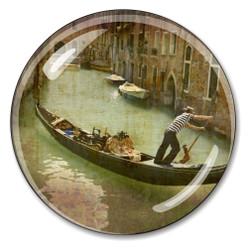 Italian Gondola Venice Paperweight