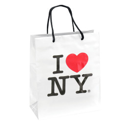 Large I Love NY Gift Bags