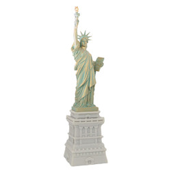 17.5 Inch Statue of Liberty Marble Statue