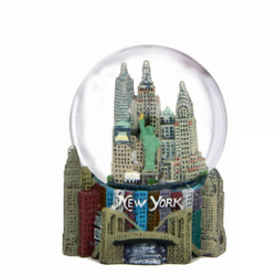 New York City Snow Globe Souvenirs