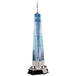 Freedom Tower Puzzle
