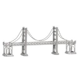 Golden Gate Bridge Mini Wire Models and statues