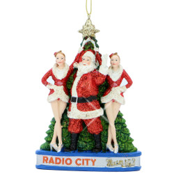 Radio City Christmas Spectacular Christmas Ornament