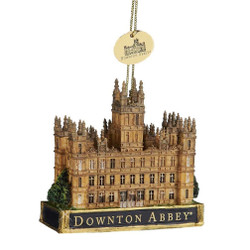 Replica of Downton Abbey Christmas Ornament