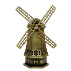 Bronze Windmill Statue