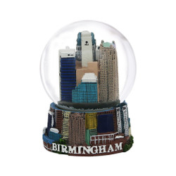 65mm Birmingham, Alabama Snow Globe