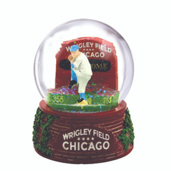 Chicago Wrigley Field Snow Globe 3.5 Inches