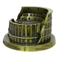 Roman Colosseum Bronze Replica 5 Inches