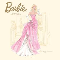 Barbie Calendar, Wall Calendar