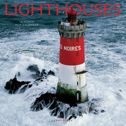 Lighthouse Calendar, Wall Calendar