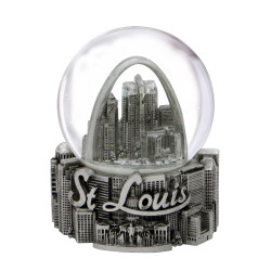Missouri Saint Louis Snow Globe