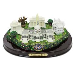 Washington DC Landmarks Executive Desk Model 8 Inches