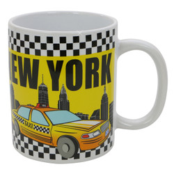 New York Taxi Mug Souvenir