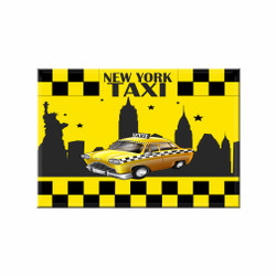 NYC Taxi Magnet
