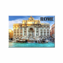 Rome Italy Trevi Fountain Magnet