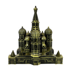 St. Basil's Cathedral Bronze Replica 5 Inches