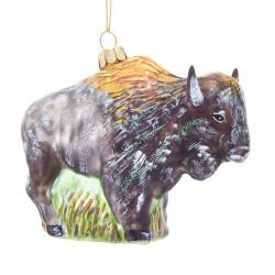 Buffalo Christmas Ornament