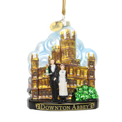 Downton Abbey Christmas Ornament