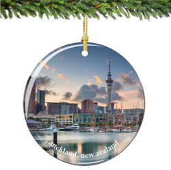 Auckland Christmas Ornament