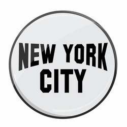 New York City Lapel Pin