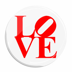 Philadelphia LOVE Lapel Pin