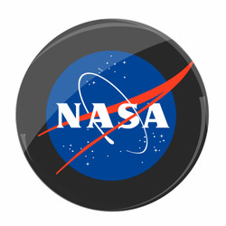 Official NASA Lapel Pin