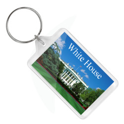 White House Keychain