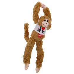 I Love NY Monkey Plush 12 Inches
