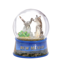 New Mexico Snow Globe 3.5 Inches
